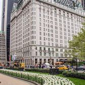 Plaza Hotel, New York, New York. Photo via @newyorkcitykopp #viewingnyc #newyork #newyorkcity #nyc