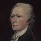 Alexander Hamilton & DeWitt Clinton Statue Conservation Underway #amexpreserves