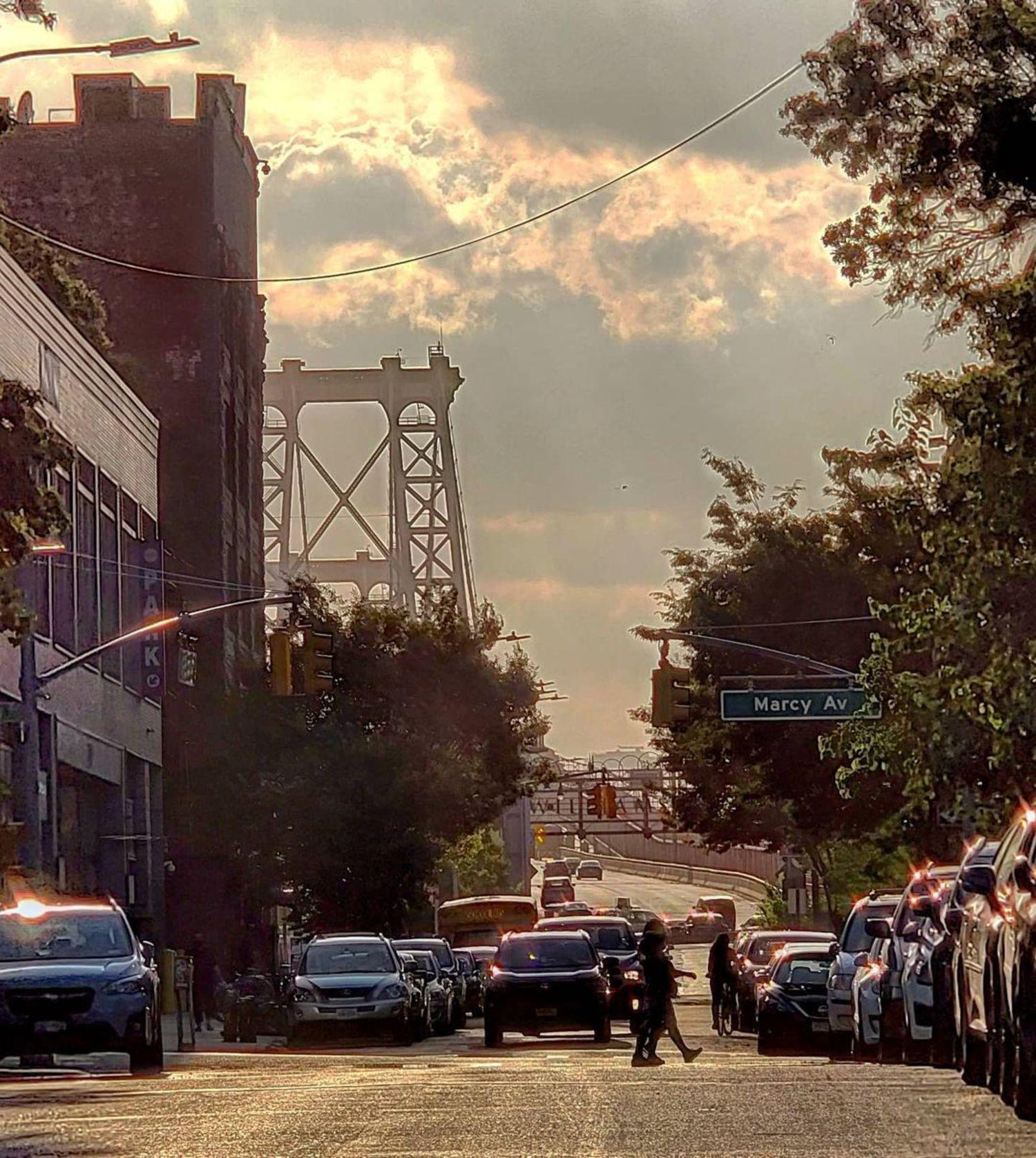 Marcy Avenue, Williamsburg, Brooklyn