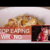 The Right Way to Eat Pasta - Stop Eating it Wrong, Episode 10
