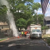 Staten Island water geyser shoots 30 feet in air after apparent main break