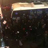 Eric Garner Verdict Protests on 14th St. in Union Square