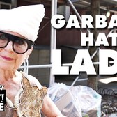 'Garbage Hat Lady' Sells Trash Hats for $450 Each | Extraordinary People | New York Post
