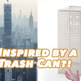The NYC Skyscraper Designed After a Garbage Can