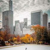 Wollman Rink, Central Park, Manhattan