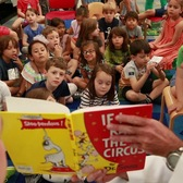 Fleet Week Descends on Story Time