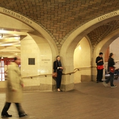 Whispering Gallery at Grand Central