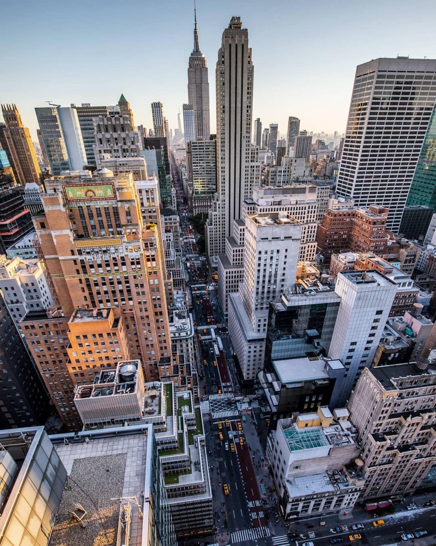 34th Street, New York, New York