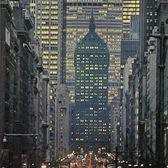 Park Avenue, New York, New York, 1964