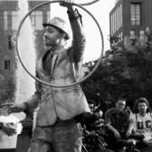 Clown with Hoops