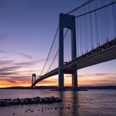 Verrazzano-Narrows Bridge, Brooklyn—Staten Island, New York