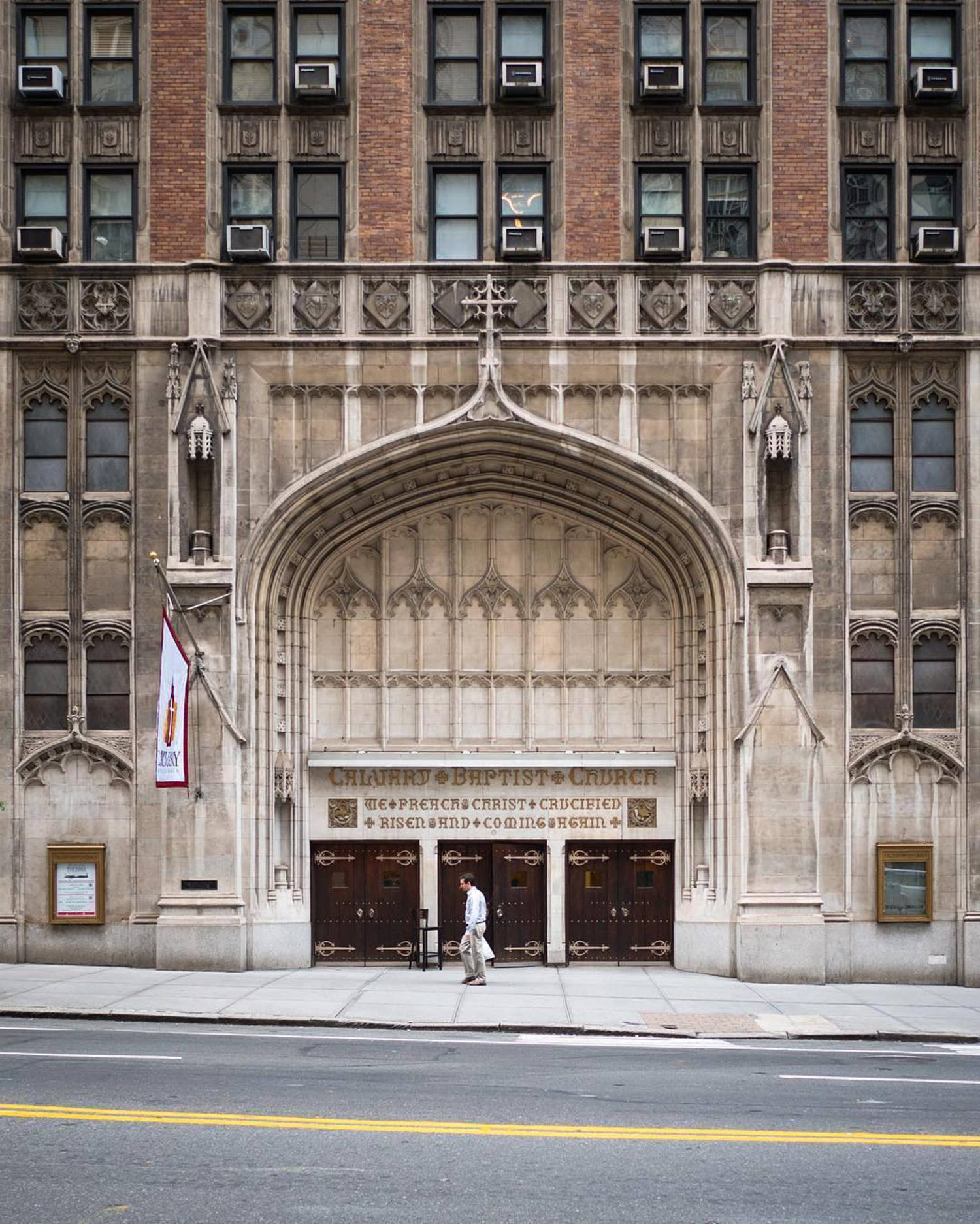 Church in Manhattan.  Photo by @steve.gomes  #NewYork #NewYorkCity #newyorker #NewYorkNewYork #NYC #nyclife #USA #America #UnitedStates #city #citylife #view #bigcity #vsco #vscocam #manhattan #Brooklyn #soho #eastvillage #timessquare #bigapple #photogrid #photo #vsconyc #instagramers #instagrammers #instamood #street #view #architecture #church