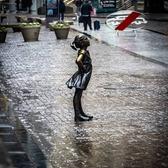 Fearless Girl, Financial District, Manhattan