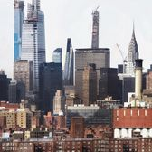 Midtown, Manhattan Skyline