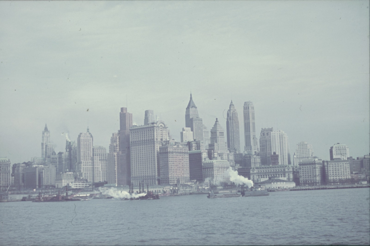 New York City, 1938
