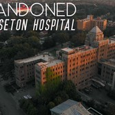 Abandoned Bayley Seton Hospital | Aerial FIlm