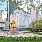 Grand Army Plaza and Plaza Hotel, Manhattan