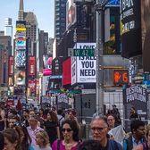 Times Square, New York City. Photo via @newyorkcitykopp #viewingnyc #newyorkcity #newyork