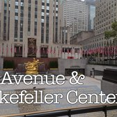 4K NYC Walking Tour🚶🏻‍♂️5th Ave & Rockefeller Center 👀