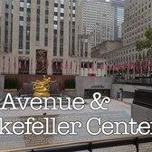 4K NYC Walking Tour🚶🏻♂️5th Ave & Rockefeller Center 👀