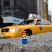 Lego, New York City