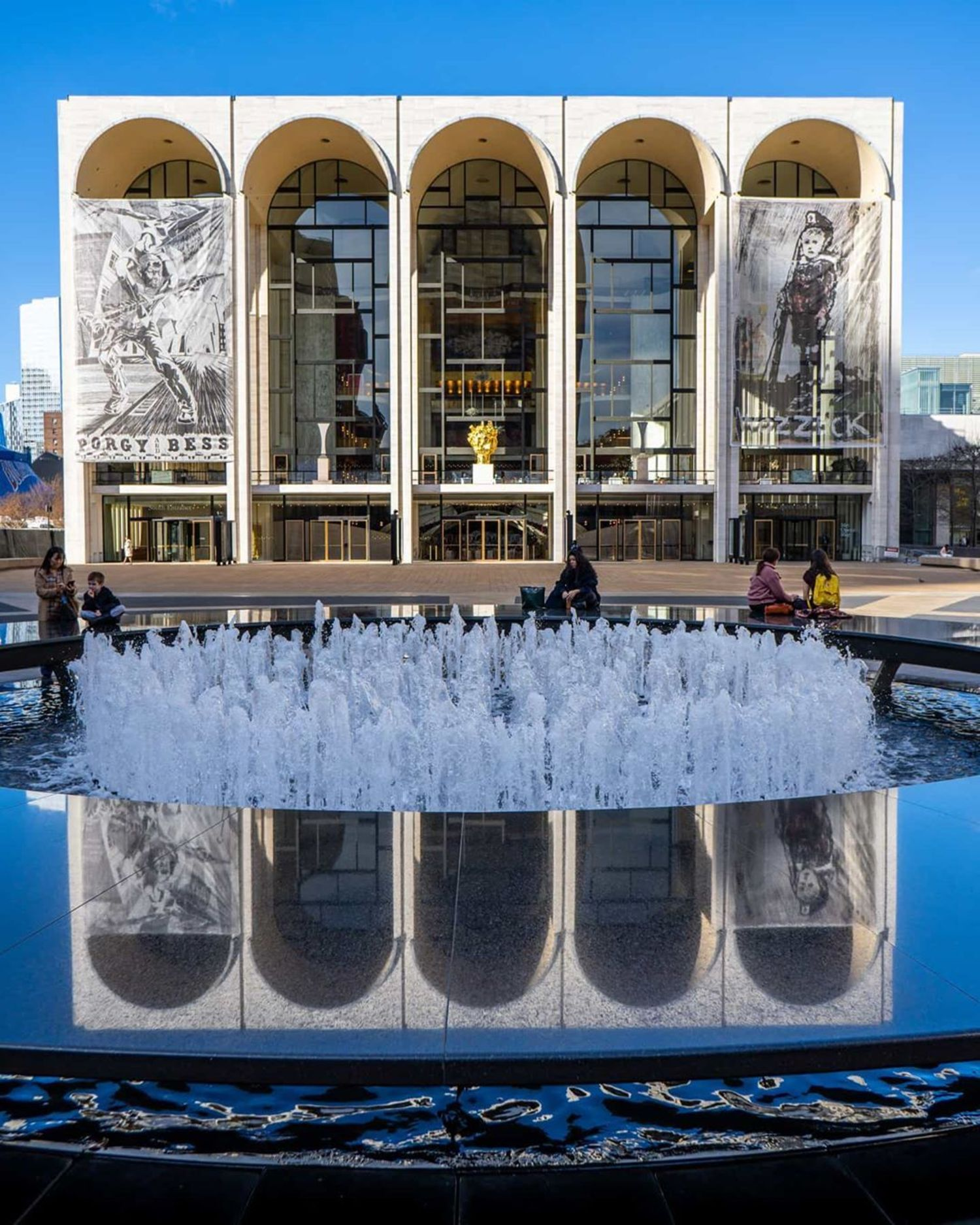 Lincoln Center, Upper West Side, Manhattan