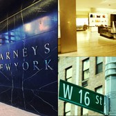 Inside Barneys' New Flagship Store in Downtown Manhattan