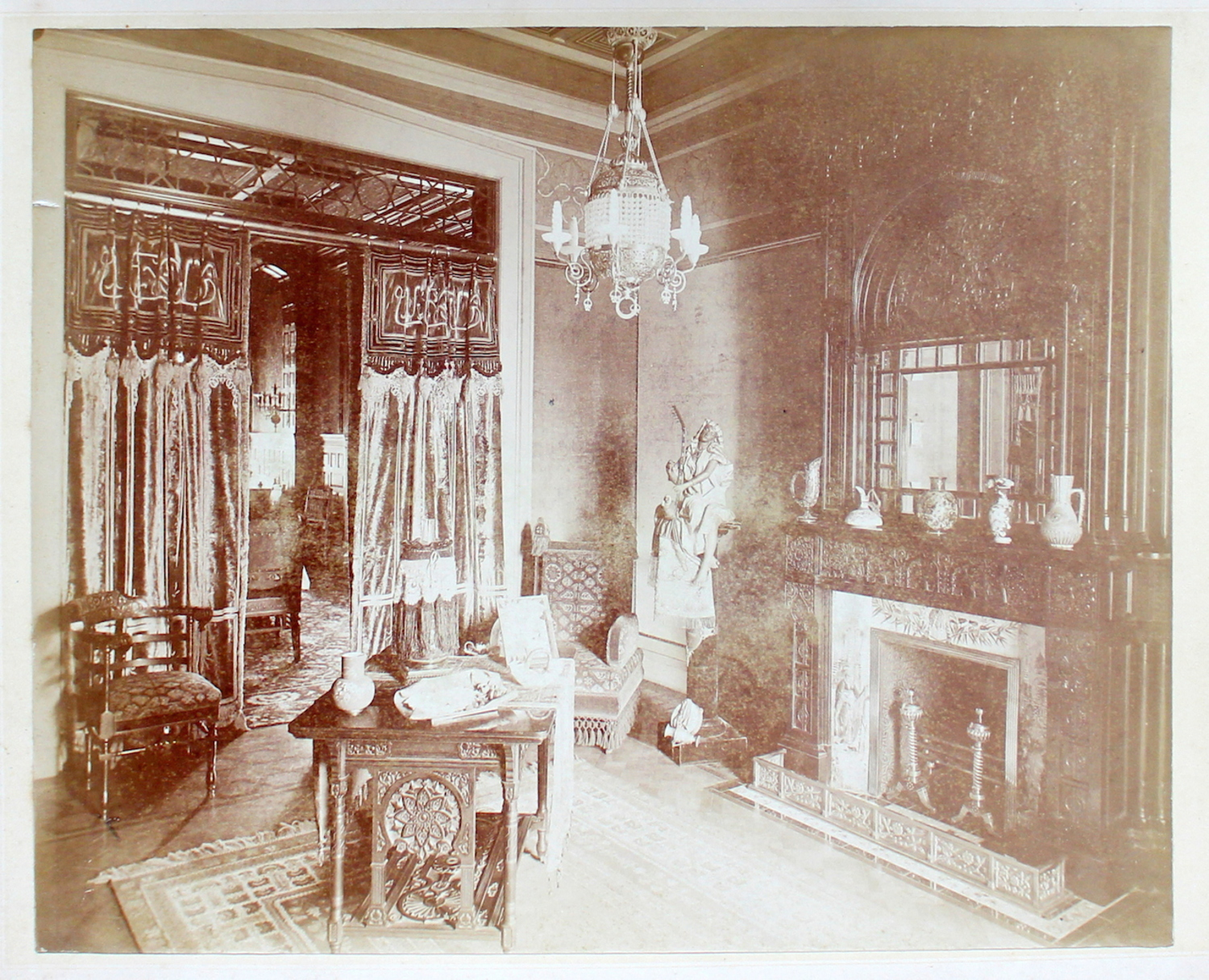 Interior of 353 Clinton Avenue