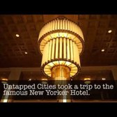 Rediscovering the New Yorker Hotel's Underground Tunnel to Penn Station