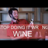 How to Open and Pour Wine - Stop Eating it Wrong, Episode 11