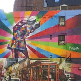 Kobra street art, New York