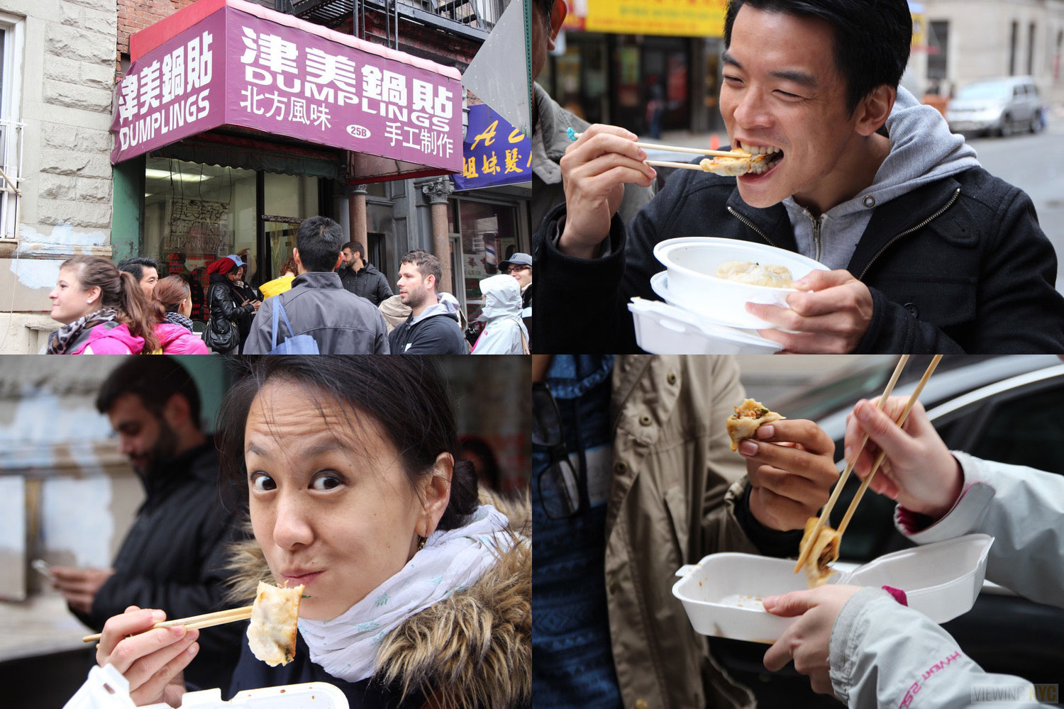 "Jin Mei Dumpling House | Check out Viewing NYC for more info on the 2015 Chinatown Dumpling Crawl and to see who won!  <a href=""https://viewing.nyc/the-best-dumpling-in-the-2015-viewing-nyc-chinatown-dumpling-crawl-is/"" rel=""nofollow"">viewing.nyc/the-best-dumpling-in-the-2015-viewing-nyc-chi...</a>"