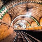 NYC's ABANDONED CITY HALL TRAIN STATION!