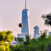 One World Trade Center from Hunter's Point South Park, Queens