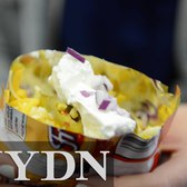 Frito Pie from Hill Country BBQ : Pinkies Out