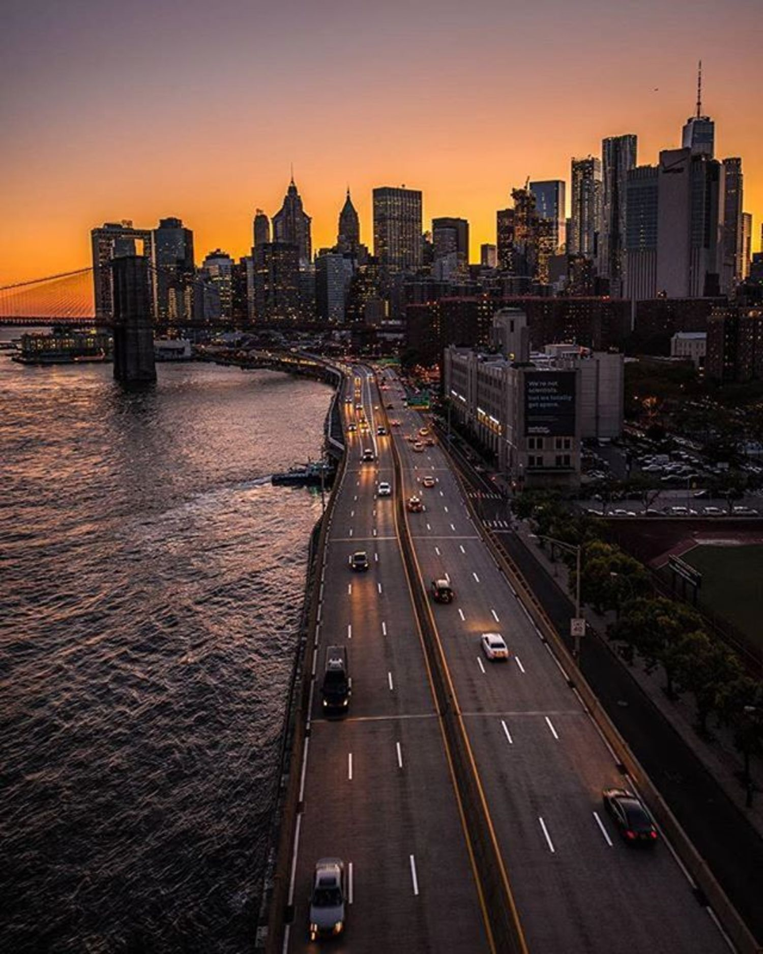 New York, New York. Photo via @m_bautista330 #viewingnyc #newyorkcity #newyork