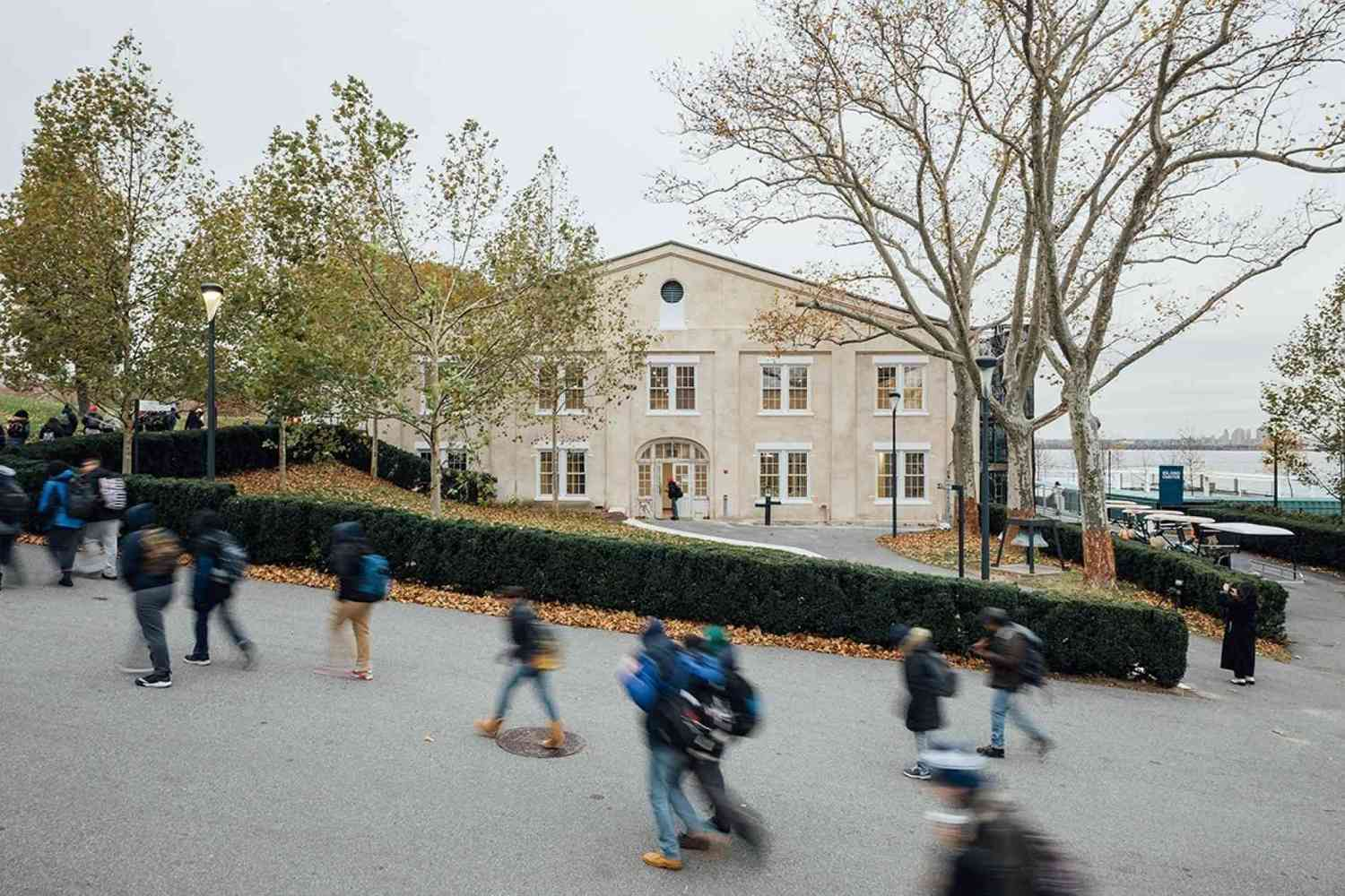Building 110, Governors Island