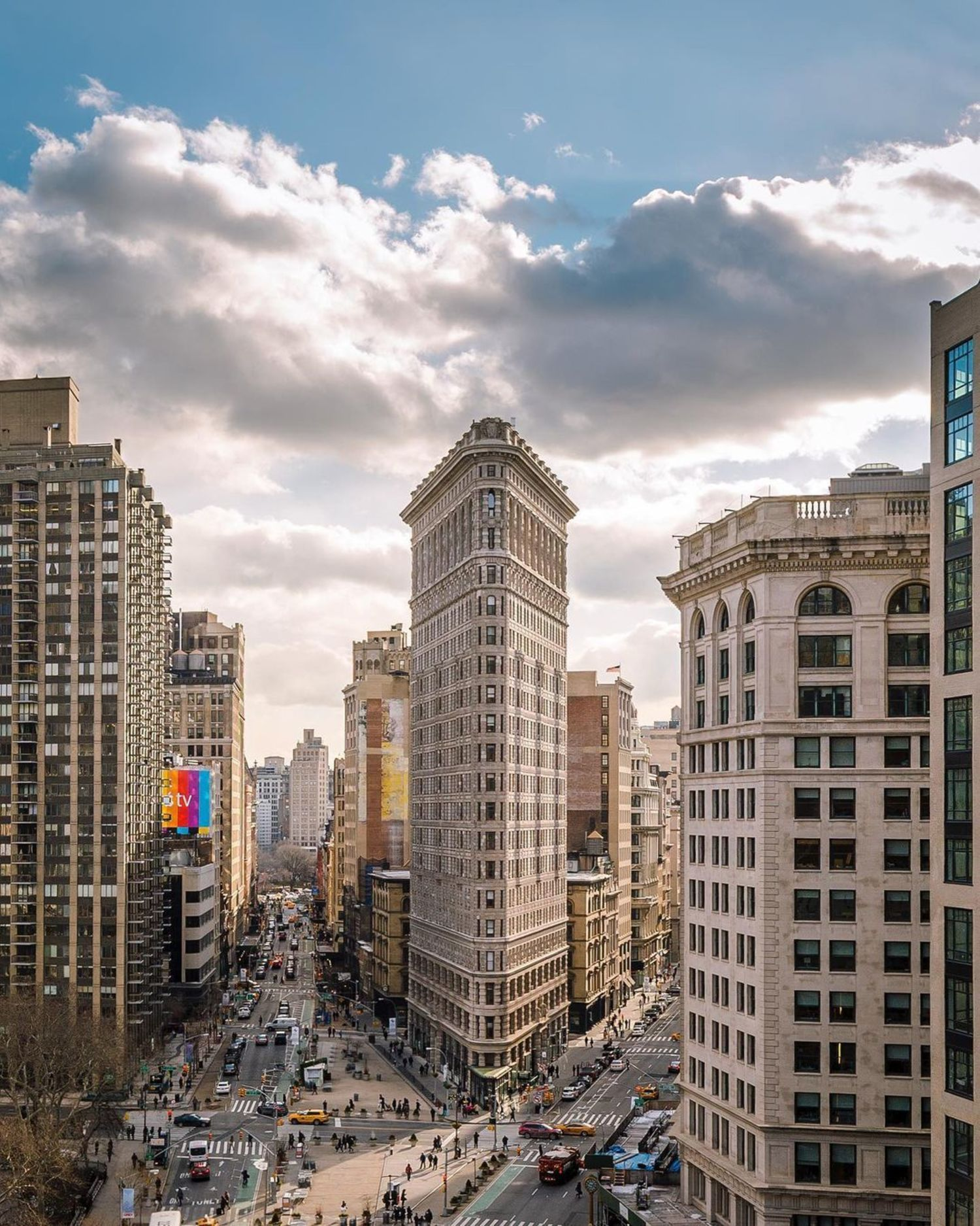 Flatiron Building, Flatiron District, Manhattan