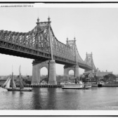 Blackwell's Island [i.e. Queensboro] Bridge, New York, N.Y.