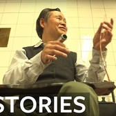 Zong Li Lu: The Monochord Musician Under New York | BK Stories