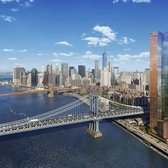 First Full Look at Extell's 80-Story One Manhattan Square, 800 Condos Aimed at Asian Buyers
