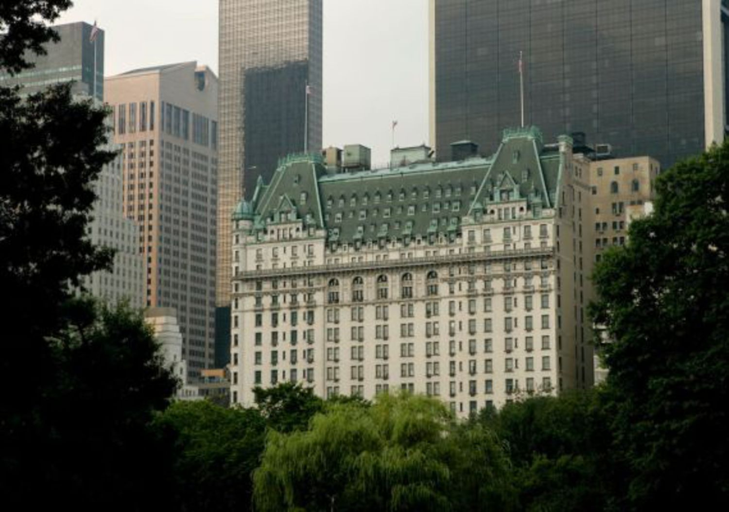 "Plaza Hotel: The Plaza has been called ""the most elegant of our great New York City hotels."" It stands gracefully at Central Park South facing Fifth Avenue in a European-style plaza that is almost unique to the city. Completed in 1905, over the decades it has played host to dignitaries, celebrities and world-renowned artists and architects. In receiving landmark status, it was described as adding ""immeasurably to the beauty of the skyline of New York City."""