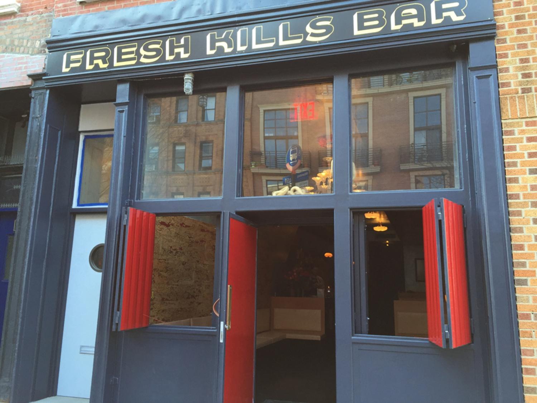 Cocktail King Richard Boccato Opens a Dutch Kills Spin-Off, Fresh Kills Bar