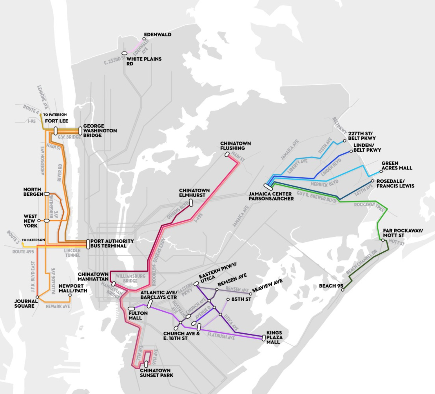New York's Shadow Transit
