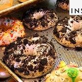 Cereal + Bagels = The Ultimate Breakfast Food