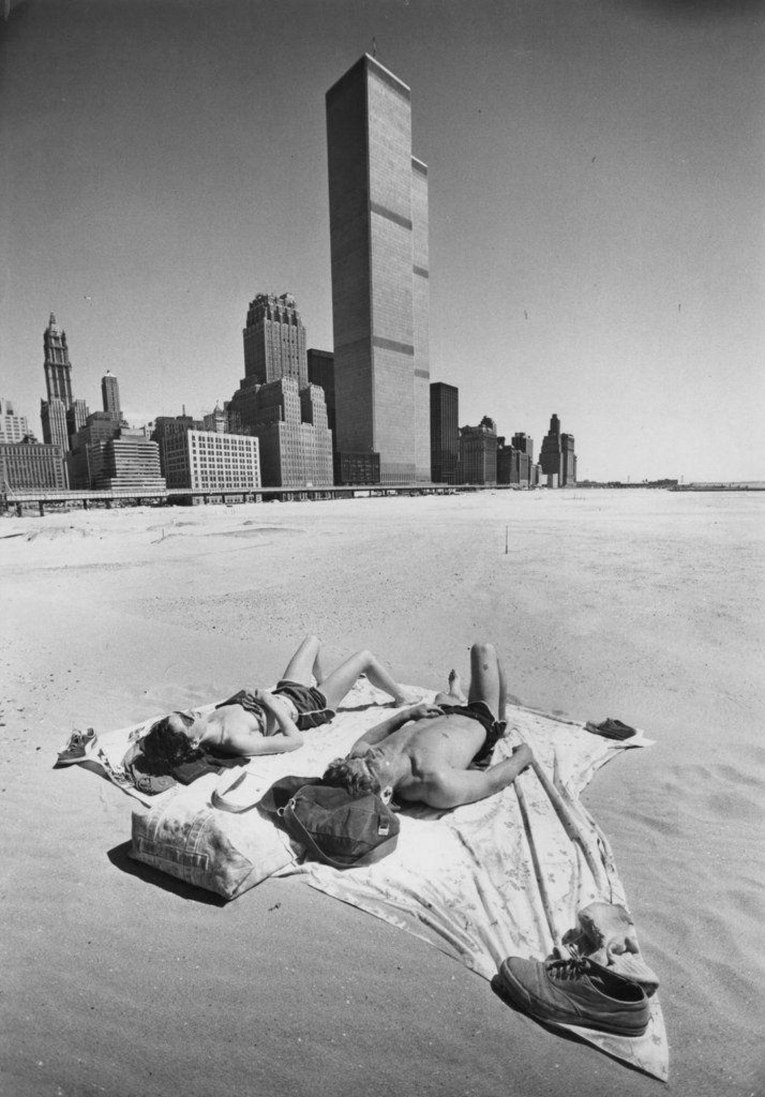 Battery Park City, 1977