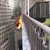 Civilian POV of Manhattan's 10-77 2nd Alarm