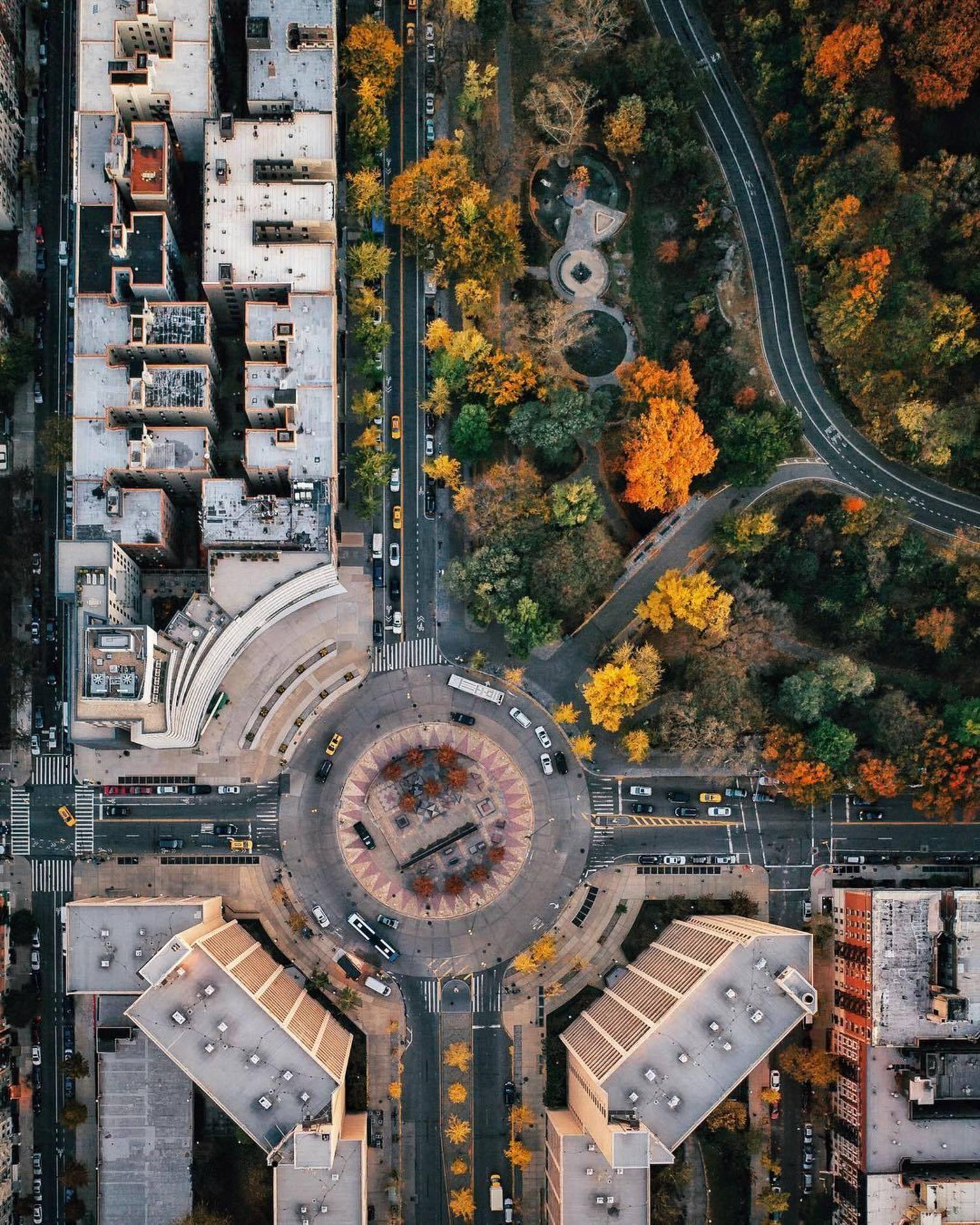 Frederick Douglass Circle, Manhattan