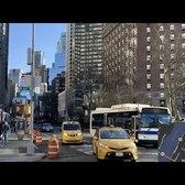 NYC Broadway Walk