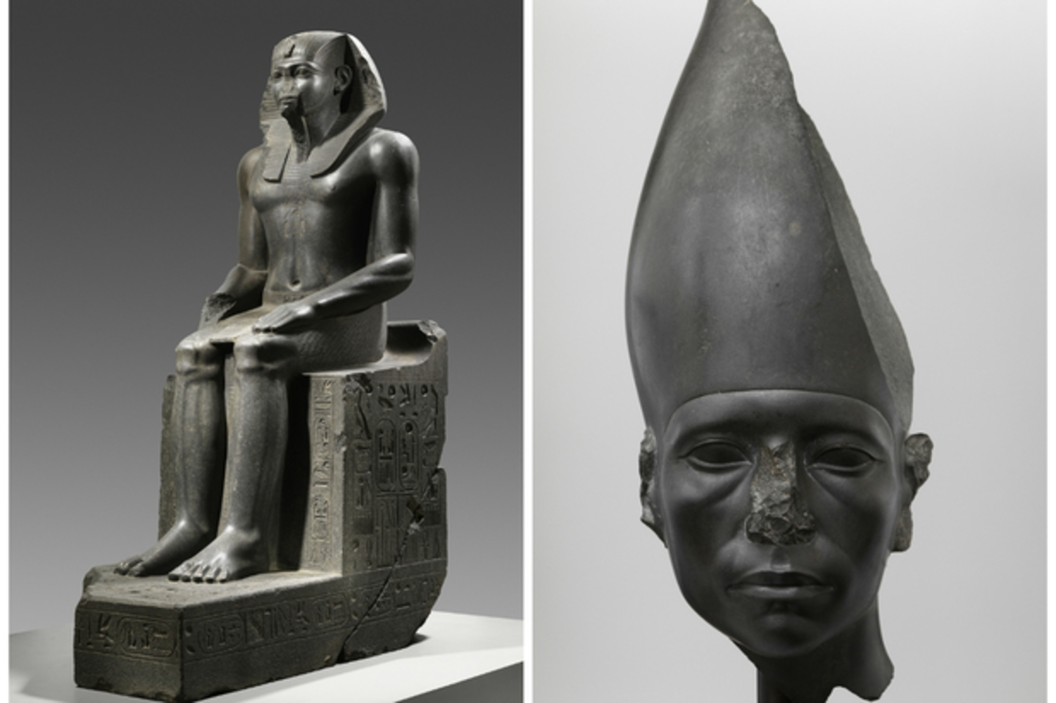 Relics from Egypt's Middle Kingdom will be on display starting in October at the Met.